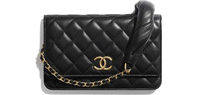 유럽직배송 샤넬 CHANEL Wallet On Chain AP1698B0393794305