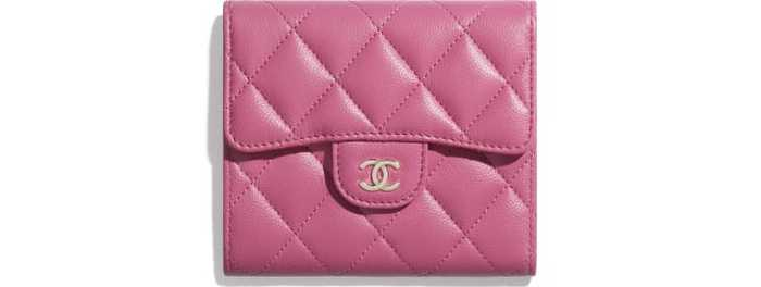 유럽직배송 샤넬 CHANEL Classic Small Flap Wallet AP0231Y33352NA113