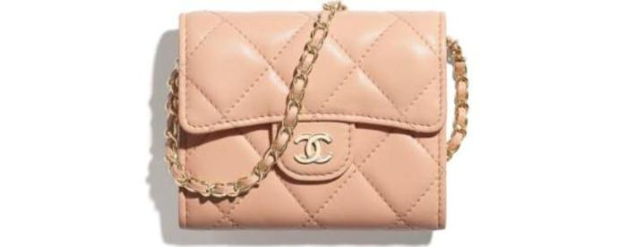 유럽직배송 샤넬 CHANEL Classic Clutch With Chain AP0238Y04059NB353