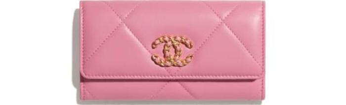 유럽직배송 샤넬 CHANEL CHANEL 19 Flap Wallet AP0953B04852NB358