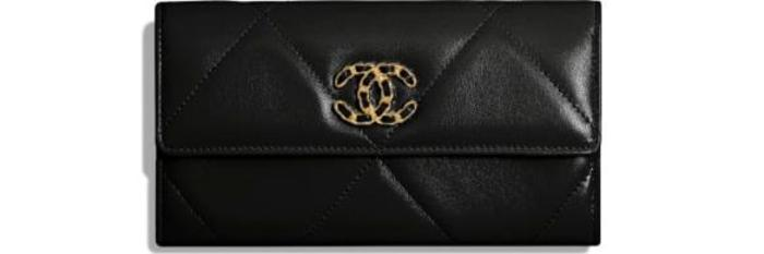 유럽직배송 샤넬 CHANEL CHANEL 19 Long Flap Wallet AP0955B0485294305