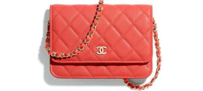 유럽직배송 샤넬 CHANEL Mini Wallet on Chain AP1649Y33352NB360