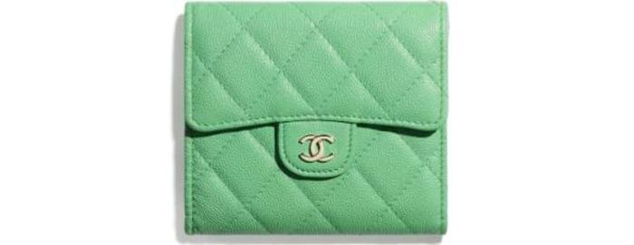 유럽직배송 샤넬 CHANEL Classic Small Flap Wallet AP0231Y33352NB359