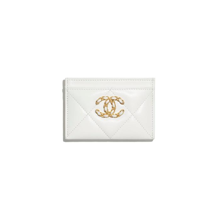 유럽직배송 샤넬 CHANEL CHANEL 19 Card Holder AP1167B0485210601